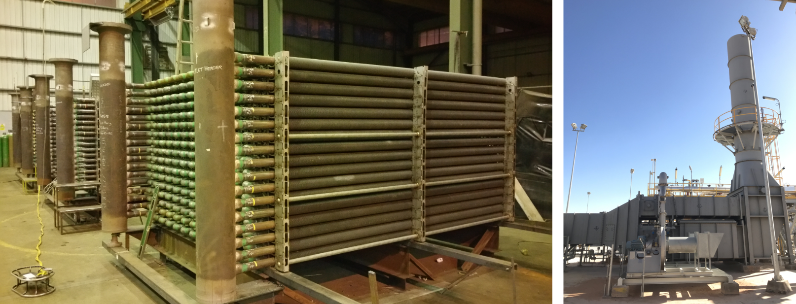 Waste Heat Recovery Units (WHRUs)