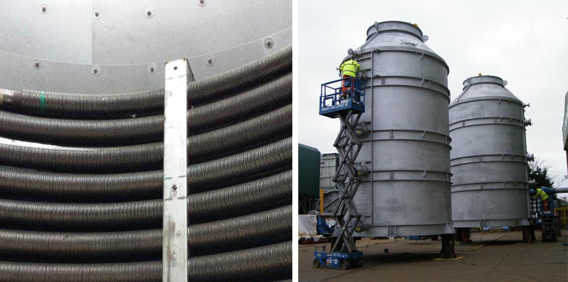 Circular Heat Recovery Steam Generators (CHRSGs)