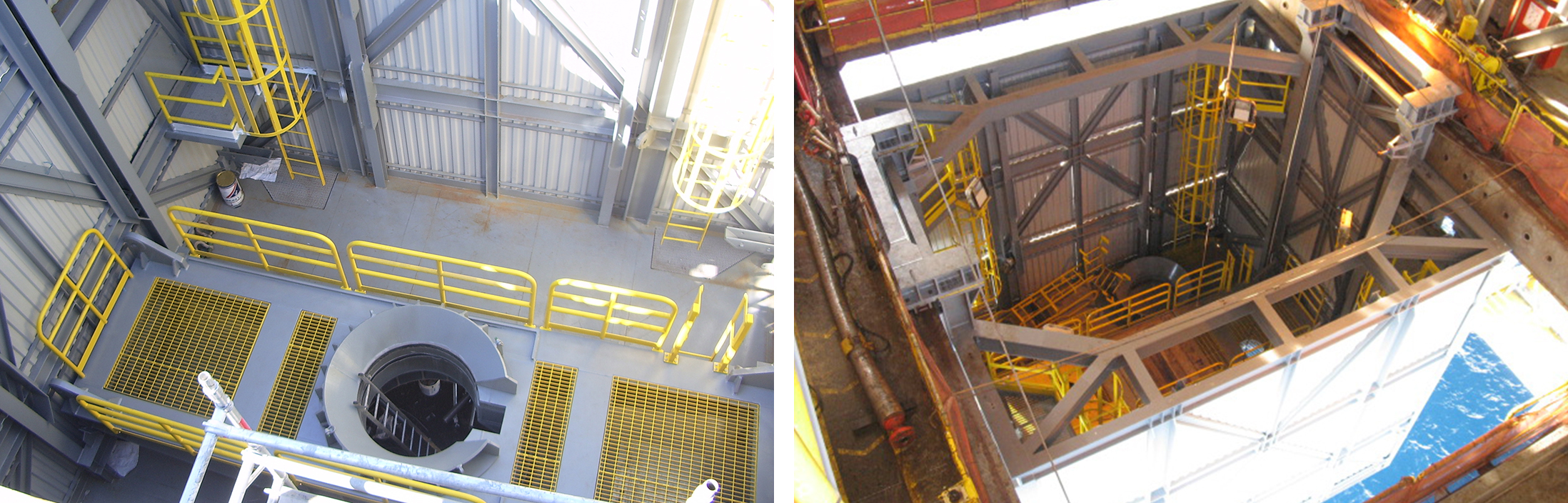 Offshore special fabrication